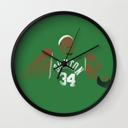 NBA Players | Paul Pierce Wall Clock