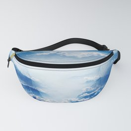 Escape is what i want Fanny Pack