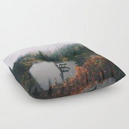 Gillette Lake Floor Pillow