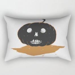 The Pumpkin King Rectangular Pillow