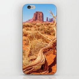That way to Artist Point -Monument Valley iPhone Skin