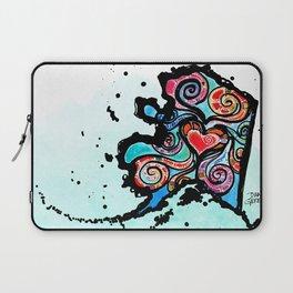 Alaska Love Laptop Sleeve