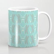 dragonfly pattern 4 Mug