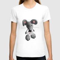rat T-shirts featuring Rat by Laurel