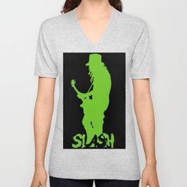 Slash Unisex V-Neck