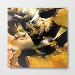 Undefined Abstract #1 Metal Print