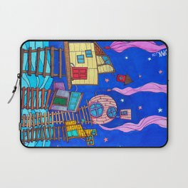 Tipsy Houses I Laptop Sleeve