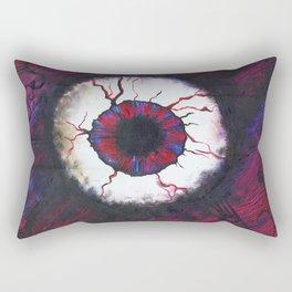 #12, The DEMON of ANTICIPATION Rectangular Pillow