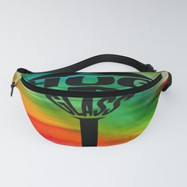 wine quote Fanny Pack