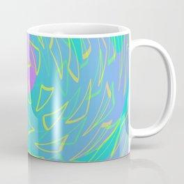 fluid waves Coffee Mug