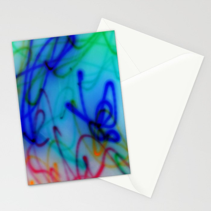 Lines I Stationery Cards