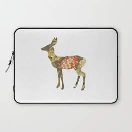 The Deer and the Garden Laptop Sleeve