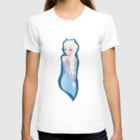 frozen elsa T-shirts featuring Frozen - Elsa by ccolors