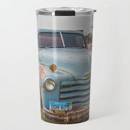 Truck, Regan, North Dakota 2 Travel Mug