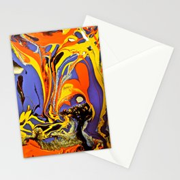 Color Explosion 5 Stationery Cards