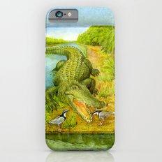 Crocodile iPhone 6s Slim Case