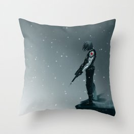 A Ghost Story Throw Pillow
