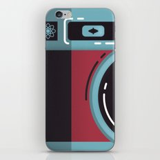 Little Yashica Camera iPhone & iPod Skin
