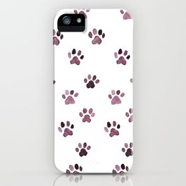 Paws iPhone Case