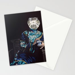 Chinese Zodiac - The Snake Stationery Cards
