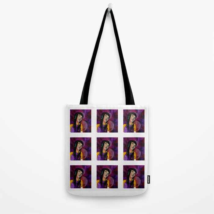 Jadey C. Tote Bag