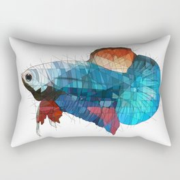 F. Daneel Olivaw Rectangular Pillow