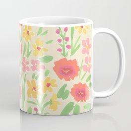 Summer Blooms Coffee Mug