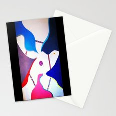 sixth sense Stationery Cards