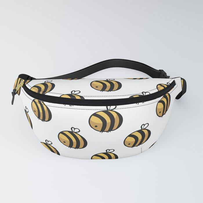 77344392f161 Bee Polka Dot Fanny Pack by huebucket