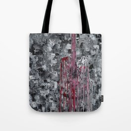 Disillusion Series - Heart And Soul Tote Bag