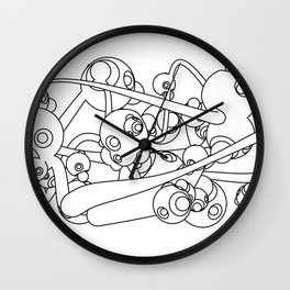 G3 Wall Clock