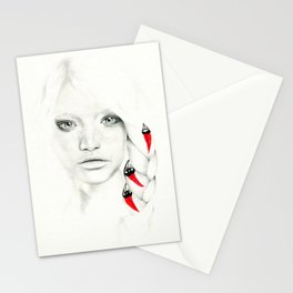 DESERT PEA CHILD - Soul Discovery Stationery Cards