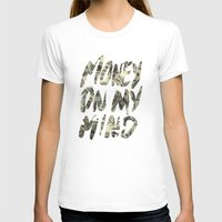 money T-shirts featuring Money by Trend