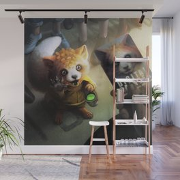 Digital Painter available for work Wall Mural