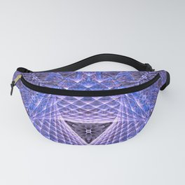 Lifeforms | Acid abstract Fanny Pack