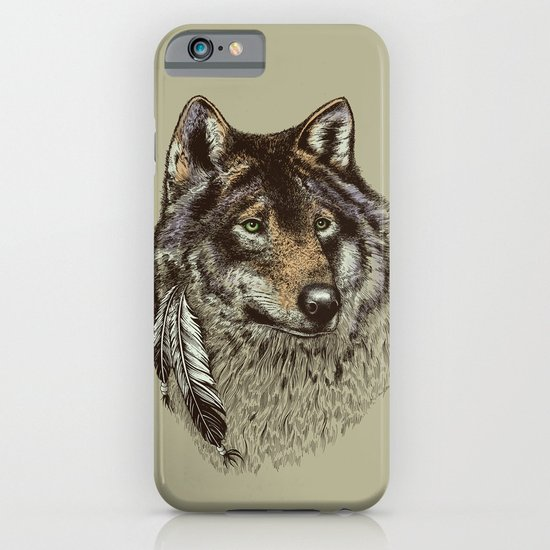 Wolfen iPhone & iPod Case