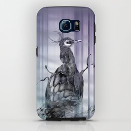 A perfect day between peacock! iPhone Case