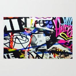 grafiti v.5 Rug