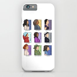 She Series - Real Women Collage Version 4 iPhone Case