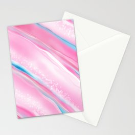 Candy Cream. Princess Style. Stationery Cards