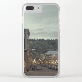 Central City, CO Clear iPhone Case