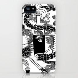 El Tequila iPhone Case