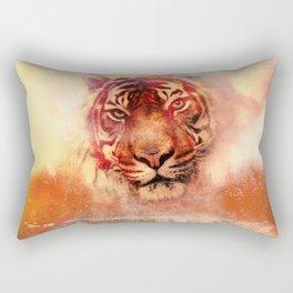 Tigerland Rectangular Pillow