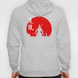 The One Armed Wolf Hoody