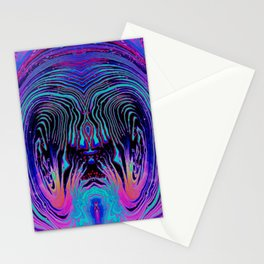 Paranoid Stationery Cards