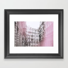 Paris n°10 Framed Art Print