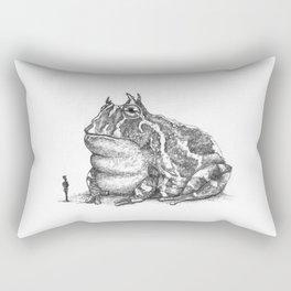 Tiddalik Rectangular Pillow