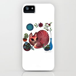 Weekend Chill iPhone Case