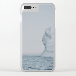 Ice Flow 44 Clear iPhone Case