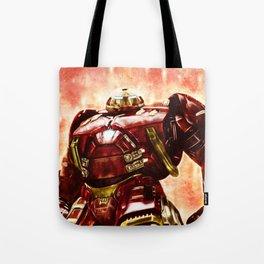 Age of Ultron - Hulkbuster Tote Bag